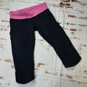 Lululemon knee length shorts